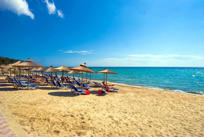 Почивки-hotel Jenny 3* Siviri Halkidiki…