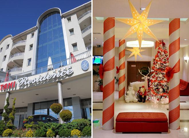 Нова година 2022 в Hotel Tami Residence 4* – …