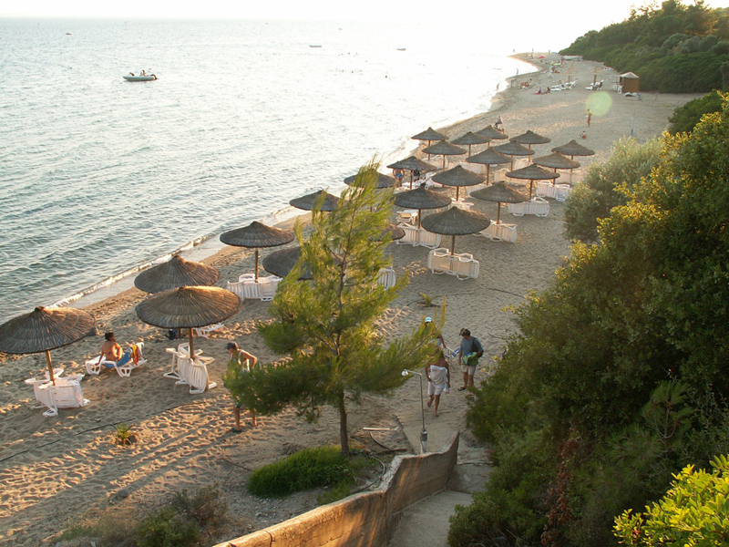 Glavas Hotel 3*+ all inclusive-Халкидики-Сито…