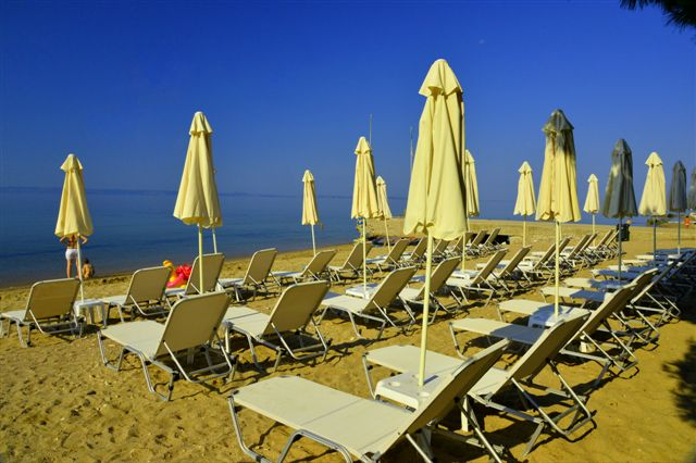 All inclusive Hotel Golden Beach 3* - Sithoni…