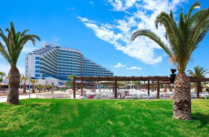 почивки собсвен транспорт-Venosa Beach Resort…